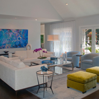 East Hampton 2.0 - interior design by The Balsam Group