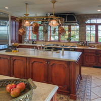 westchester kitchen interior design