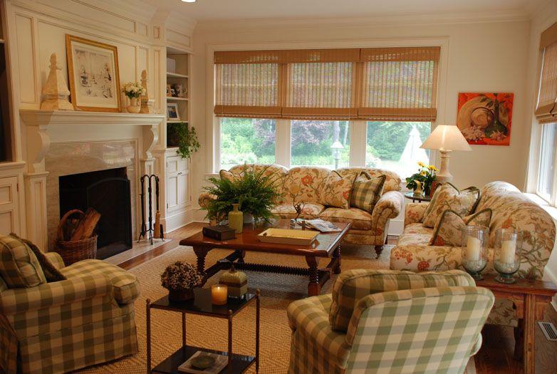 family room interior design quogue ny
