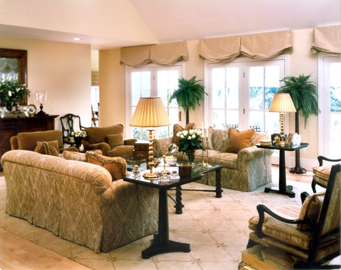 livingroom comfort with urban flair east hampton