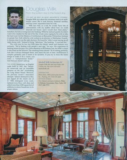 Westchester Home Magazine - Devine Design - page 1