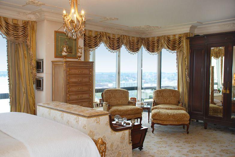 Master Bedroom grand tradition duplex new york