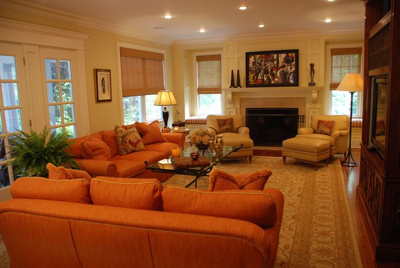 livingroom colorful interior design quogue ny