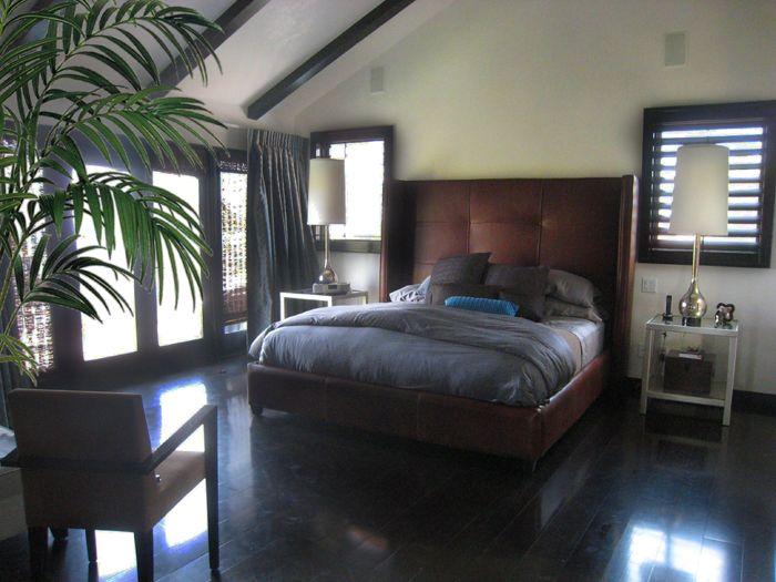 Hollywood Hills Master Bedroom Interior design