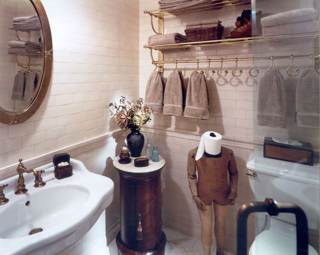 bathroom interior design new york