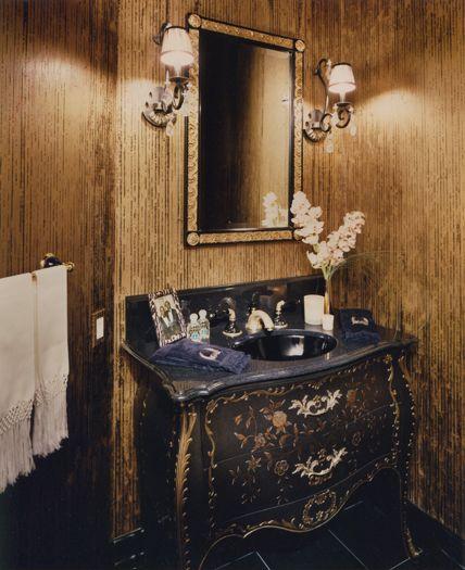 gold bathroom interior design southampton new york