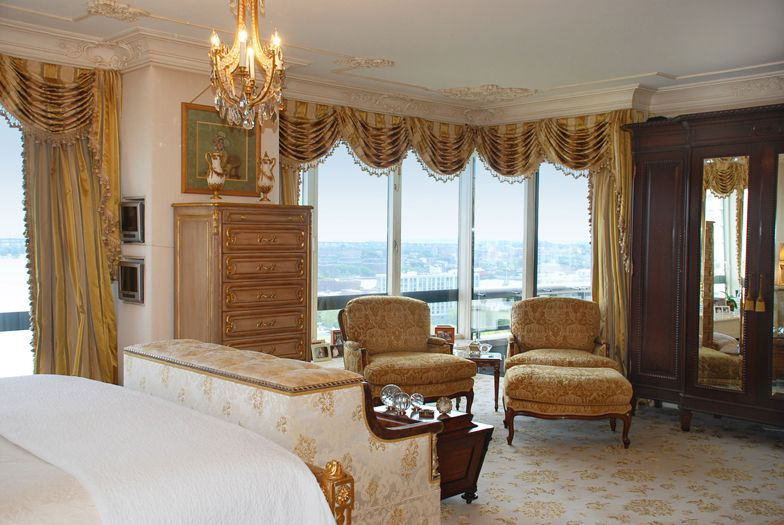 Master Bedroom grand tradition duplex new york