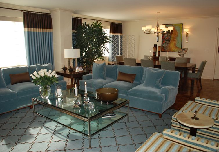 Livingroom Interior Design New York