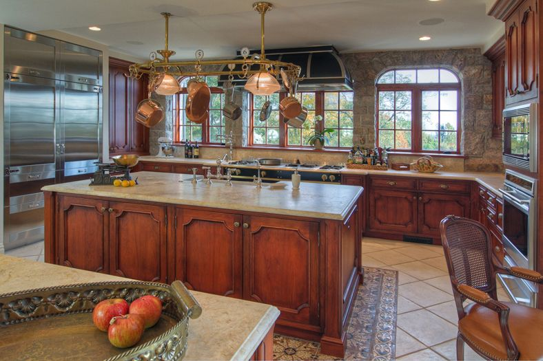 westchester kitchen interior
