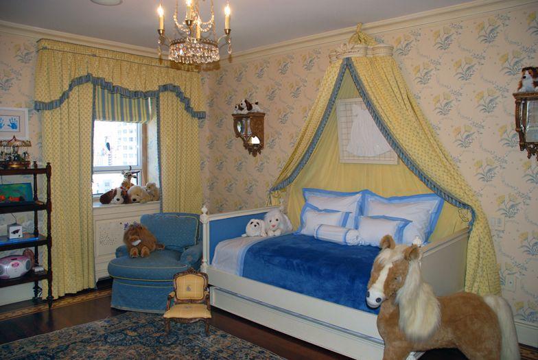 Child Bedroom interior design traditional duplex ny